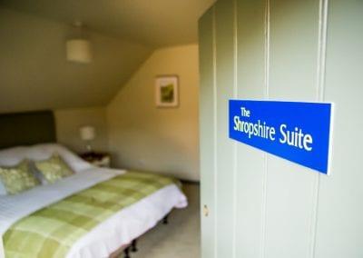 shropshire suite  B&B bridgnorth