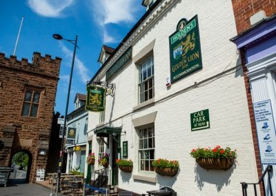 golden lion bridgnorth