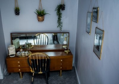golden suite B&B bridgnorth