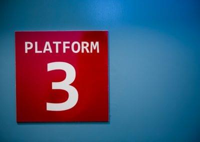 platform 3 B&B bridgnorth