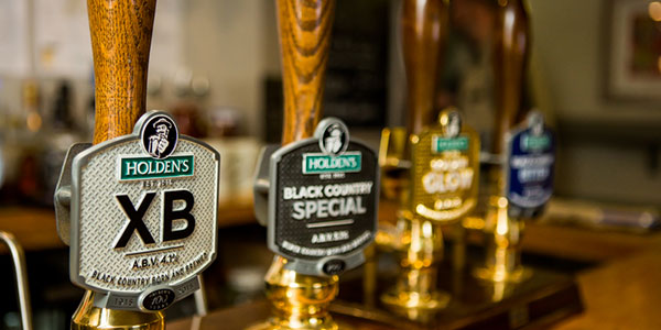 holdens brewery cask ales